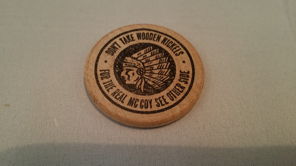 BEATLES, THE  WOODEN NICKEL - silvereagleaudio.com