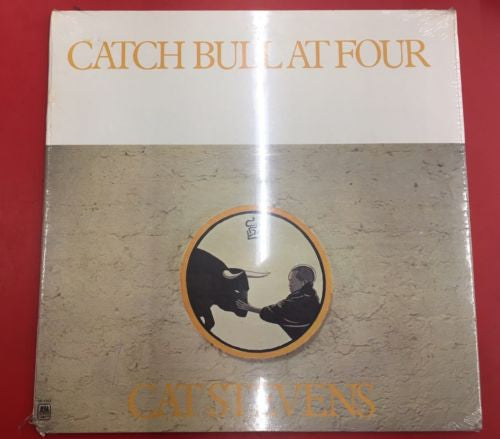 Cat Stevens - Catch Bull At Four LP  SP-4365 A&M 1972 USA Record SEALED SEE PICS - silvereagleaudio.com