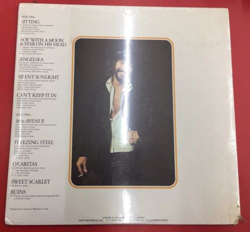 Cat Stevens - Catch Bull At Four LP  SP-4365 A&M 1972 USA Record SEALED SEE PICS