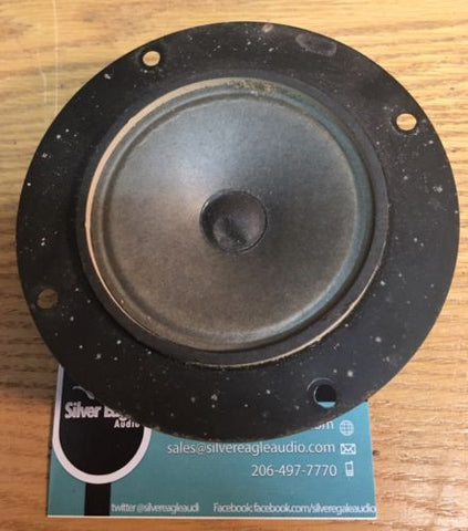 BOSE 301 Series I  Midrange Tested Works Great - Silver Eagle Audio