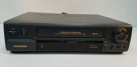 Samsung VCR model VR8508 4HEAD HiFi VHS