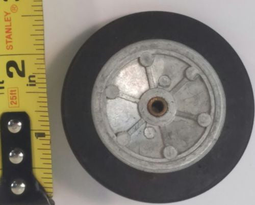 "2 1/2"" Turntable  Idler Wheel  Large *Used Part*"
