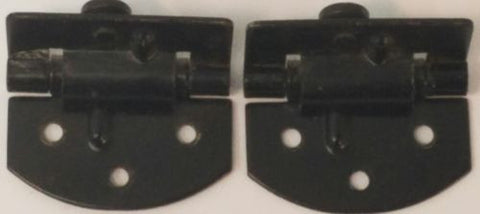 Kenwood  KD-1033  Lid Hinges - Silver Eagle Audio