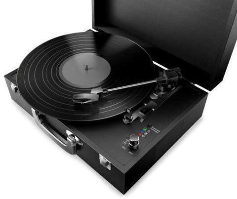 Polaroid Portable Bluetooth Record Player Turntable NEW-SEALED - silvereagleaudio.com