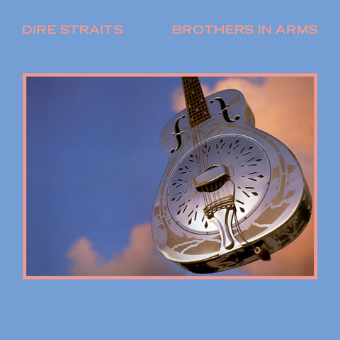 Dire Straits ‎– Brothers In Arms - Silver Eagle Audio