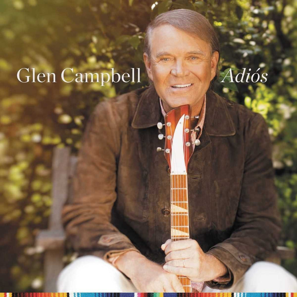 Glen Campbell - Adiós - Silver Eagle Audio