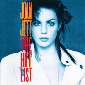 The Hit List Joan Jett New CD