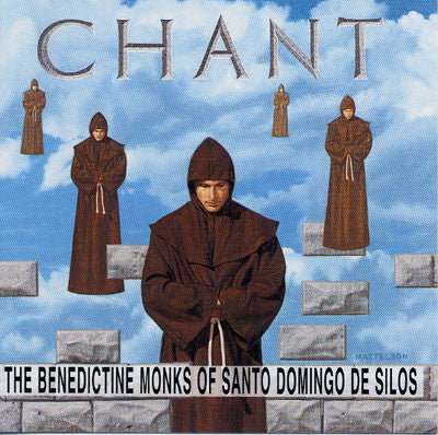 Benedictine Monks Of Santo Domingo De Silos, The  ‎– Chant - silvereagleaudio.com
