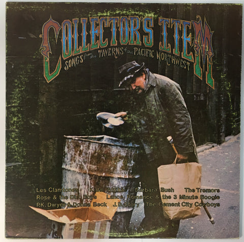 Collector's Item: Songs From The Taverns Of The Pacific Northwest