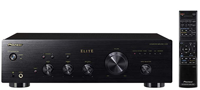 Pioneer Elite A-20 2-Channel Integrated Amplifier