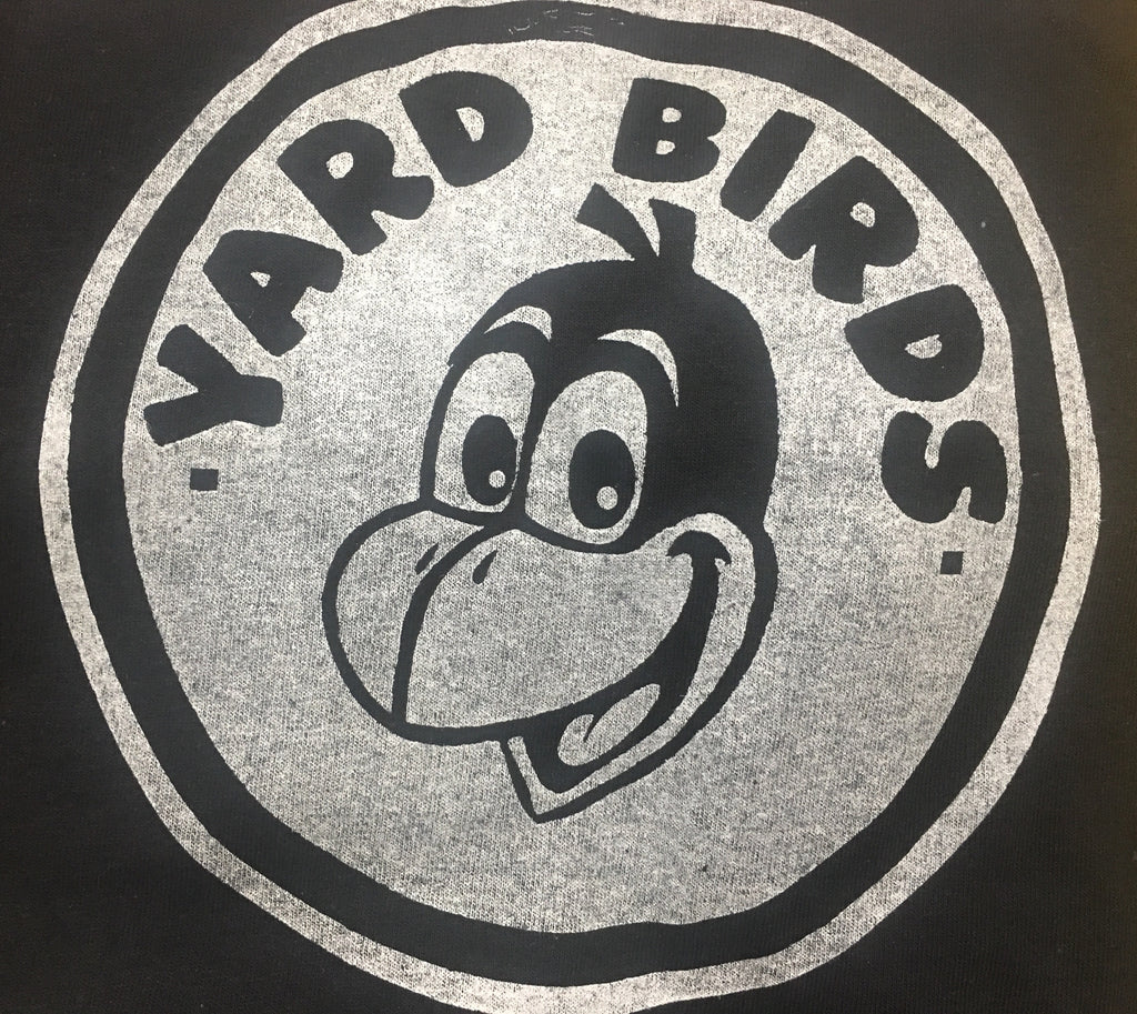 Yard Birds T-Shirt Black - silvereagleaudio.com