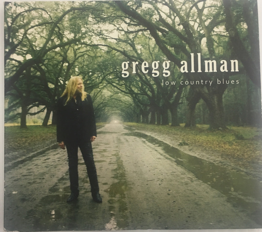 Gregg Allman Low County Blues - silvereagleaudio.com