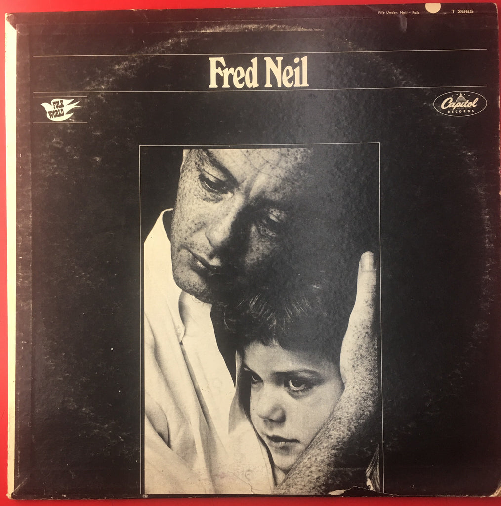 Fred Neil ‎– Fred Neil Vinyl LP Record First Press Mono