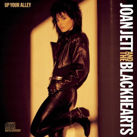 Up Your Alley by Joan Jett & the Blackhearts New CD