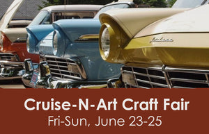 Linnell Design at the Cruise-N-Art Craft Fair
