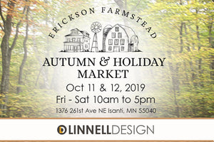 AUTUMN & HOLIDAY MARKET