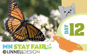12 Labor Day- Last Day of the MN Stay Fair Contest