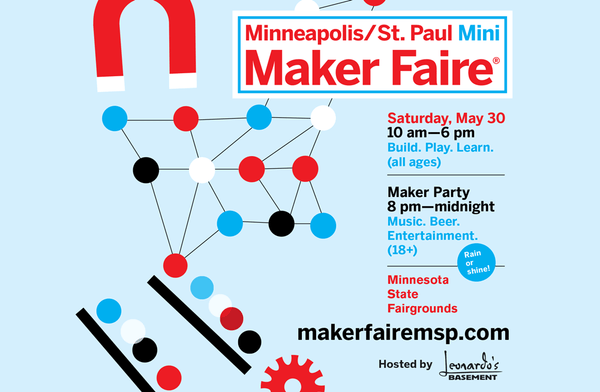 Visit Linnell Design at the Makers Fair!