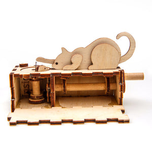 Automata Cat and Mouse Kit iside