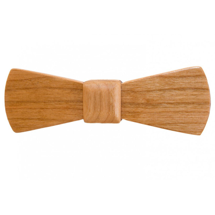 Cherry wood Bow Tie - Slim