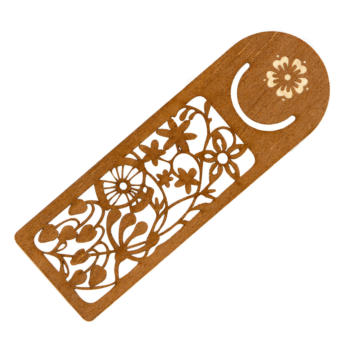 Flora Bookmark - Linnell Design