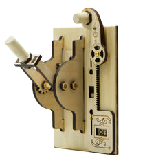 Combo RIGHT Double Toggle Light Switch Cover Kit