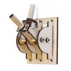 Frankenstein Double Light Switch Cover Kit