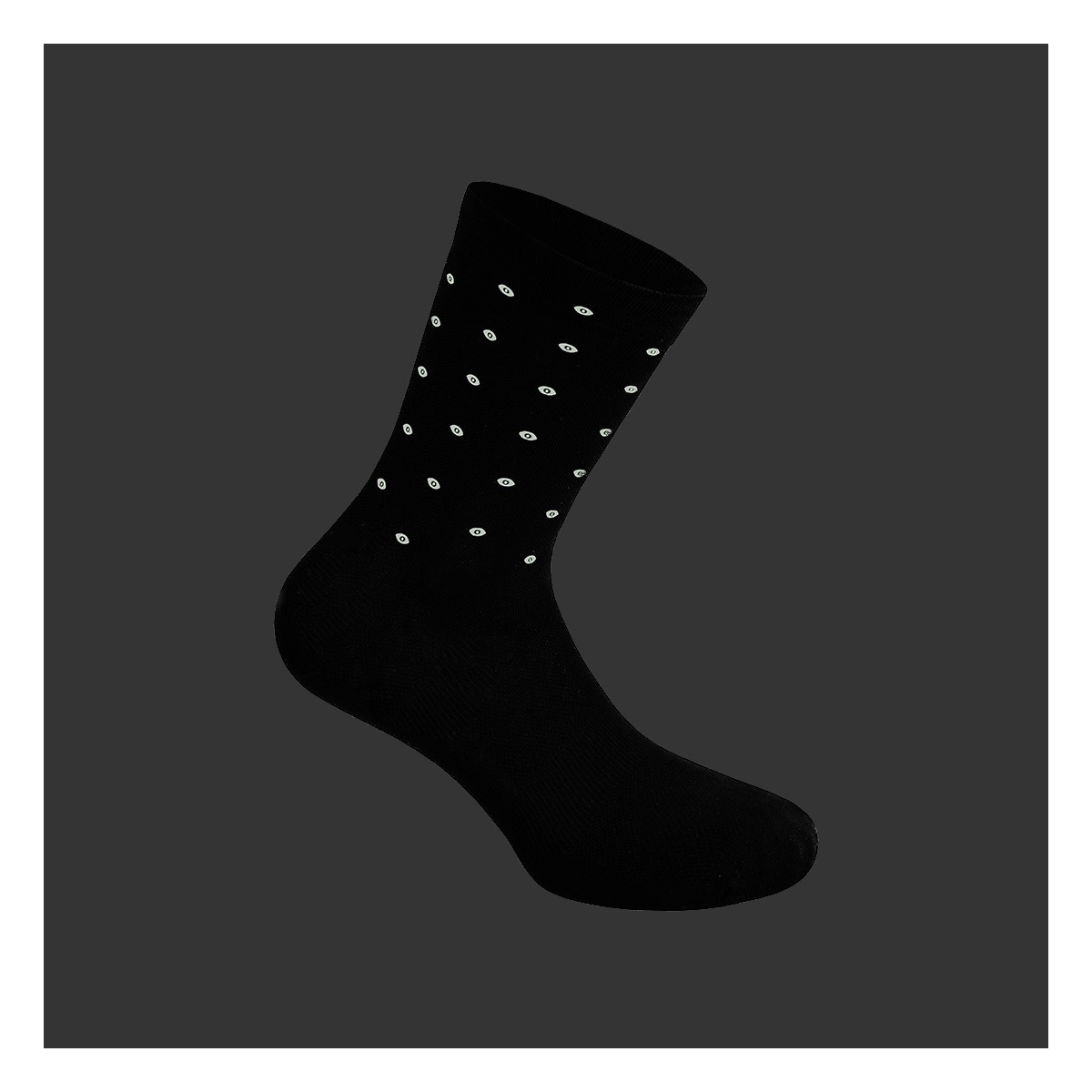 Reflective Eyes Socks