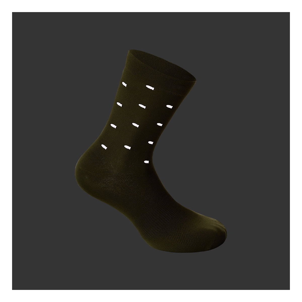 Reflective Bullets Socks