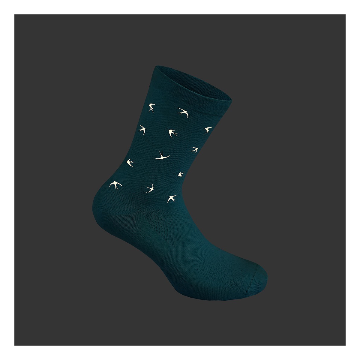 Reflective Swallows Socks
