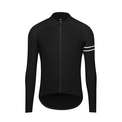 AW19 Essence Winter Long Sleeve Jersey / Black