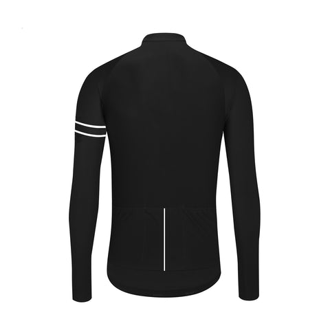 Essence Winter Long Sleeve Jersey / Black