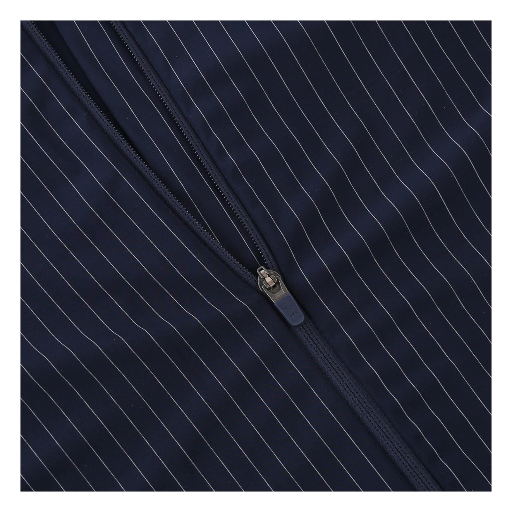 Pinstripe Long Sleeve Jersey / Navy