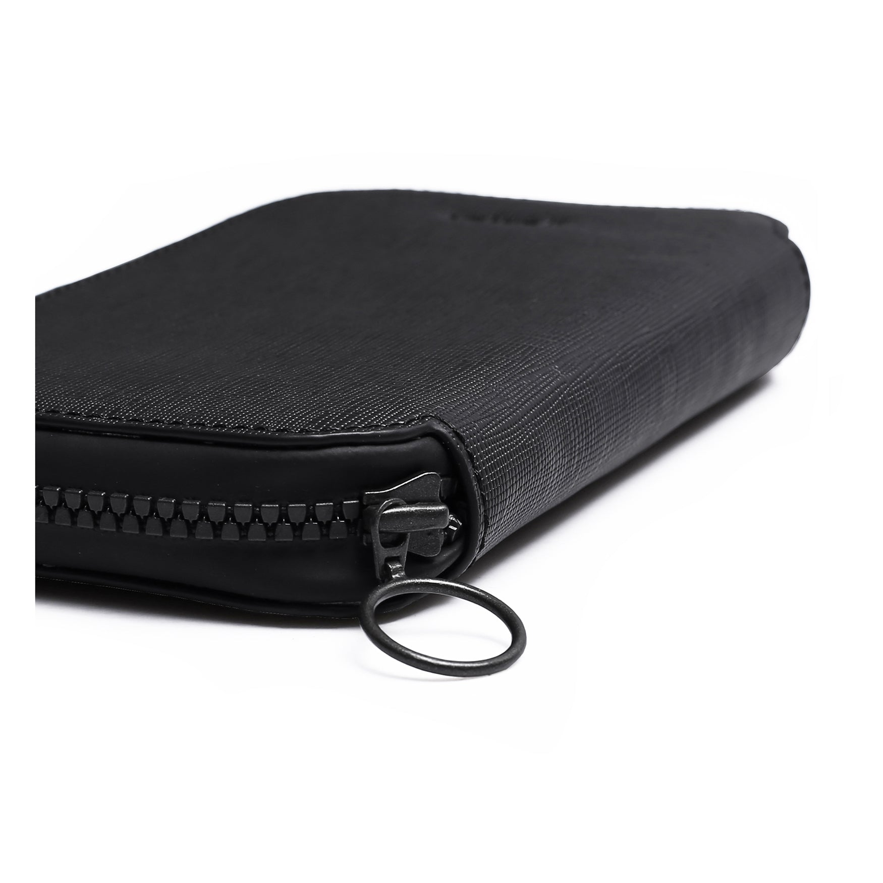 Weatherproof Saffiano Leather Essentials Holder / Plus