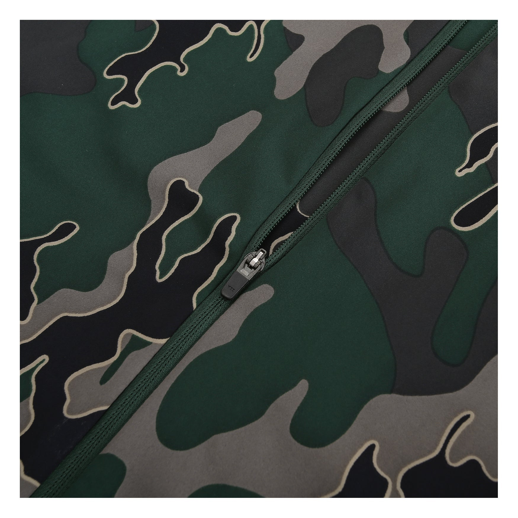 Camo Long Sleeve Jersey / Limited Edition