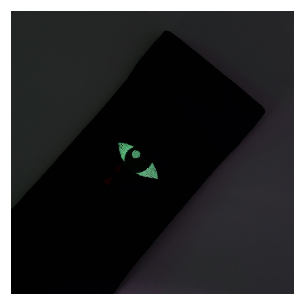 Glow In The Dark Cry For Love Socks