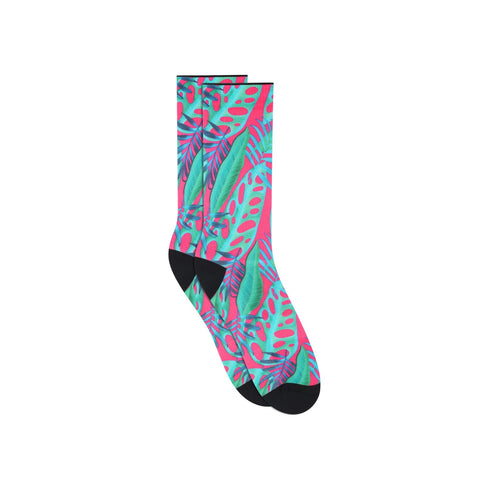 Wonderland Socks