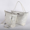 Perla Leather Tote