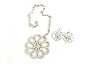 Matching Earring & Necklace Sets