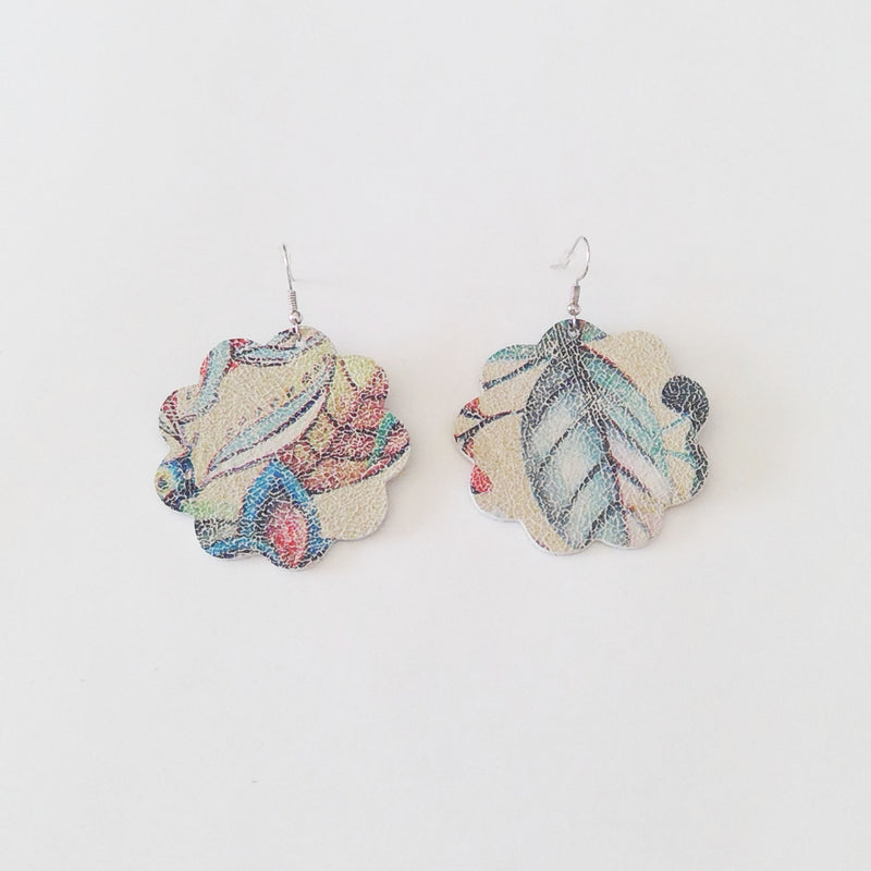 Flower Prairie Earrings