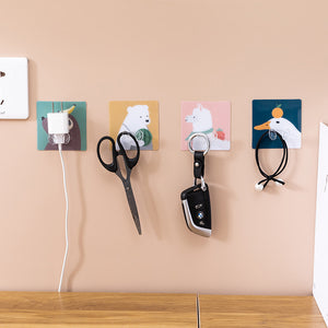 Cute Creature Wall Hooks