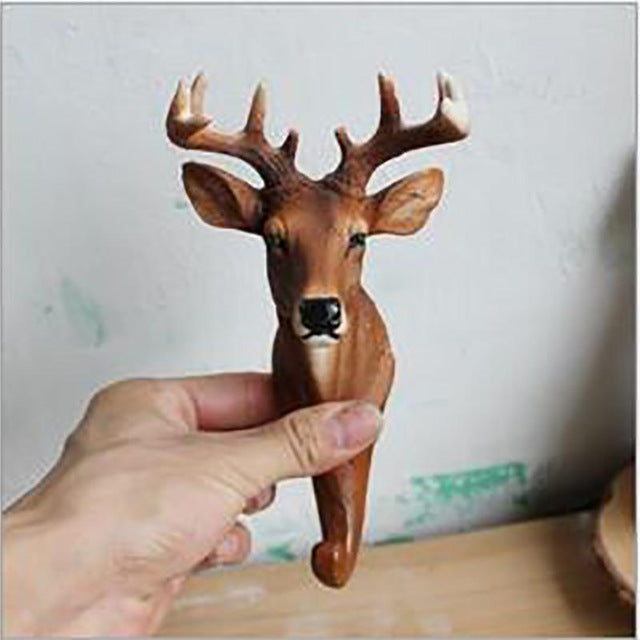 Wildlife Wall Hooks