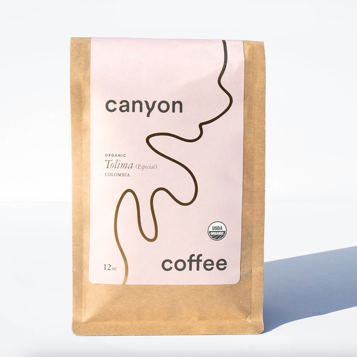 Canyon Coffee - Organic Tolima Especial, Colombia