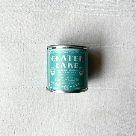 Crater Lake Soy Candle