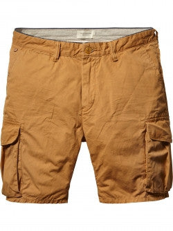 Summer Canvas Cargo Short by Scotch and Soda