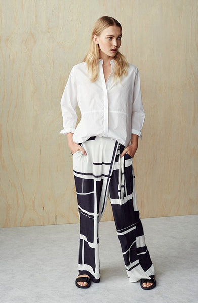 Geo Wrap Pant by Staple the Label