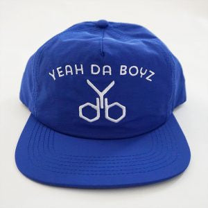 YBD Logo Splash Cap by Yeah Da Boyz