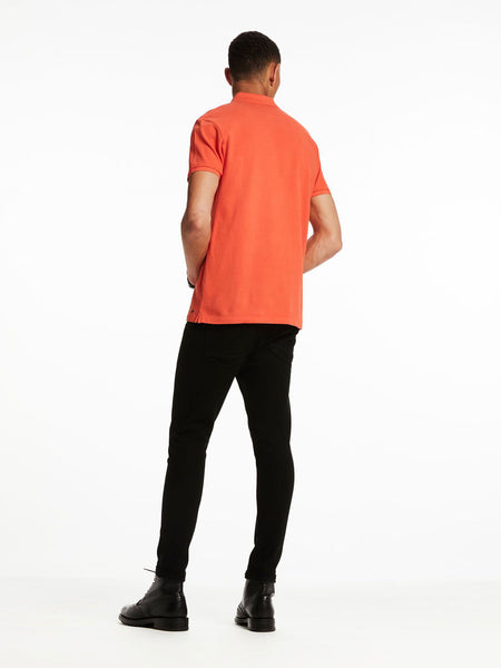 Garment Dyed Polo - Beacon Orange/616 by Scotcha and Soda