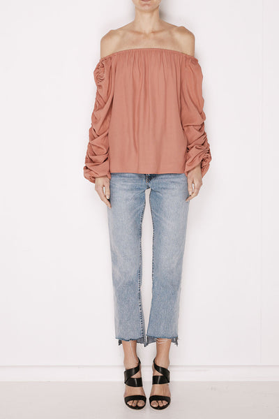 Atlantic Shoulder Top by MLM