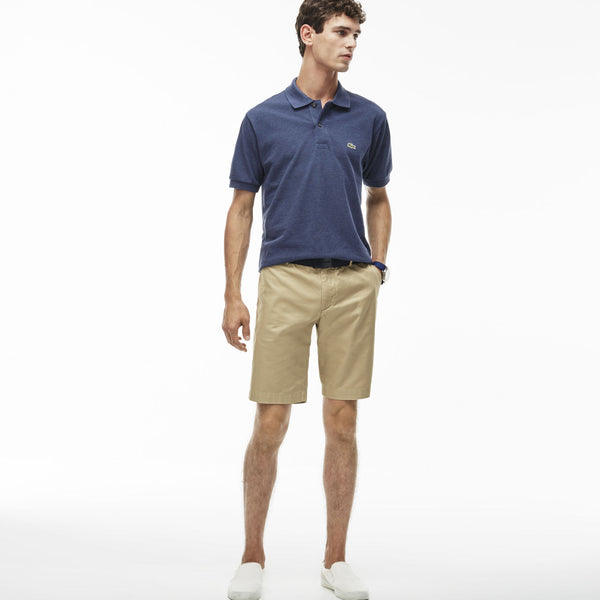 Bermuda Slim Fit Short - Sand by Lacoste